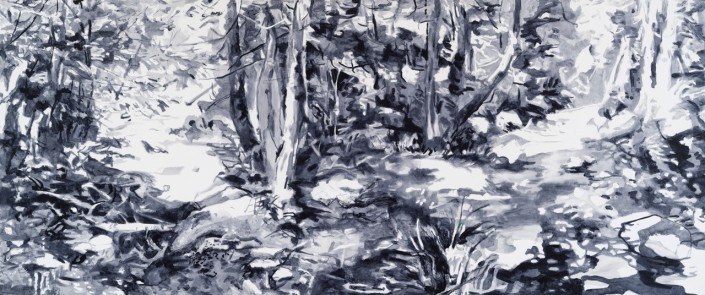 SS - B & W PAINTING